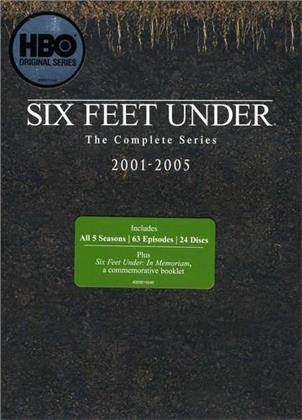 Six Feet Under - The Complete Series (24 DVDs)