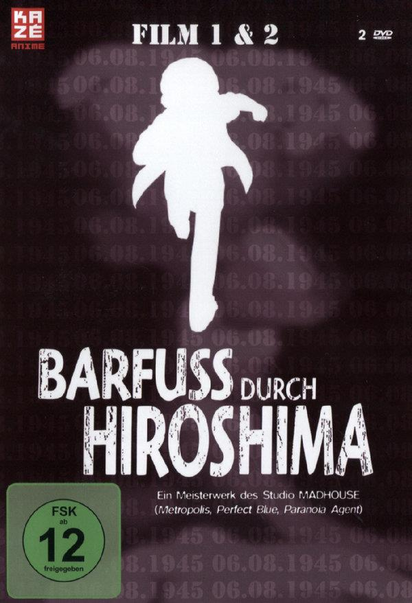 Barfuss durch Hiroshima - Film 1 & 2 (Deluxe Edition, 2 DVDs)