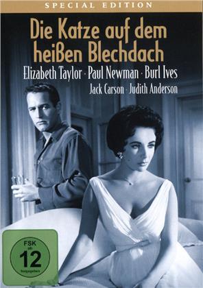 Die Katze auf dem heissen Blechdach (1958) (Special Edition)