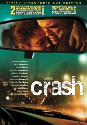 Crash (2004) (Director's Cut, 2 DVDs)