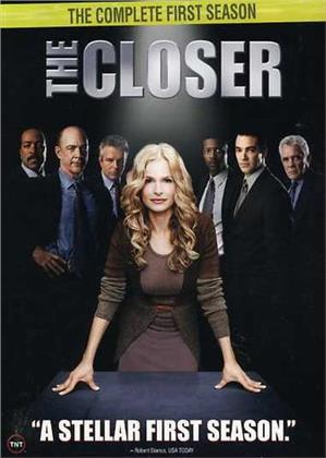 The Closer - Season 1 (4 DVDs)
