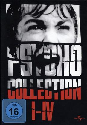 Psycho Collection (4 DVD)