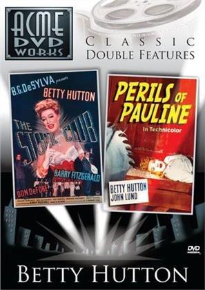 The perils of pauline / The stork club