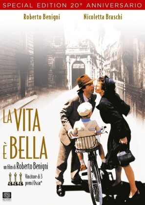La vita è bella (1997) (20th Anniversary Edition, Special Edition)