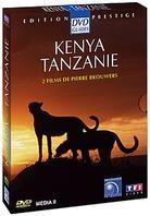 Kenya / Tanzanie (DVD Guides, Deluxe Edition, 2 DVD + CD + CD-ROM)