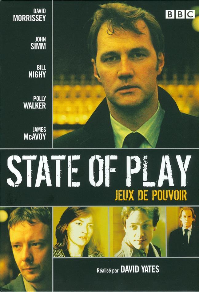 State of play - Jeux de pouvoir (2003) (BBC, 2 DVDs)
