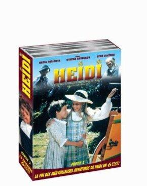 Heidi - Partie 2 (Box, 6 DVDs)