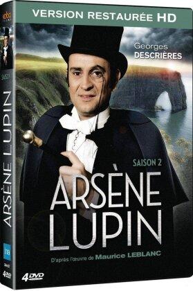 Arsène Lupin - Saison 2 (4 DVDs)
