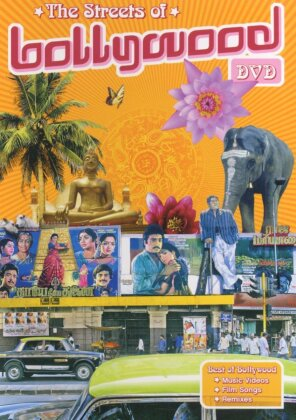 Various Artists - The streets of Bollywood - The DVD