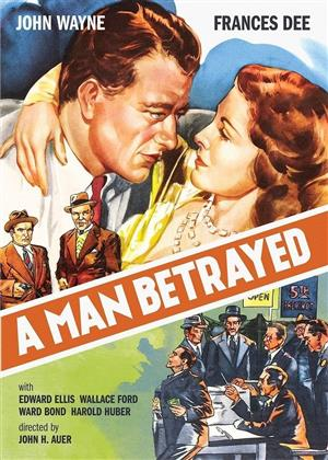 A Man Betrayed (1941) (s/w, Remastered)