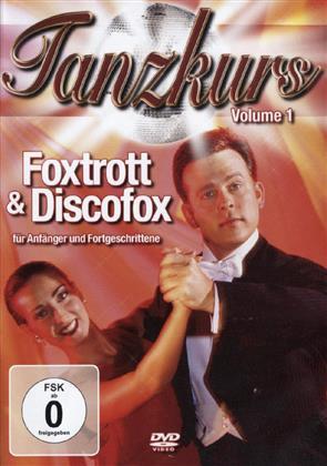 Tanzkurs - Foxtrott & Discofox - Anfänger & Fortgeschrittene