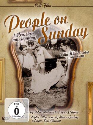 People on Sunday - Menschen am Sonntag (1930) (s/w)