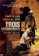Trois enterrements (2005) (Collector's Edition, DVD + CD)