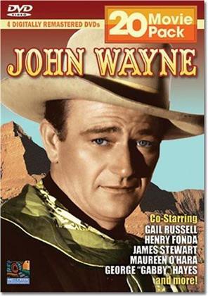 John Wayne - (20 Movie Pack)
