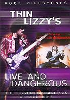 Thin Lizzy - Rock Milstones - Live and dangerous
