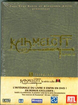 Kaamelott - Livre 2 - L'intégrale (2005) (3 DVDs)
