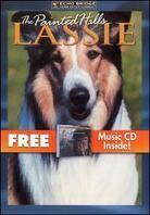 Lassie: - The painted hills (1951) (DVD + CD)