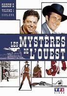 Les mystères de l'Ouest - Saison 2, partie 1 (Box, 4 DVDs)