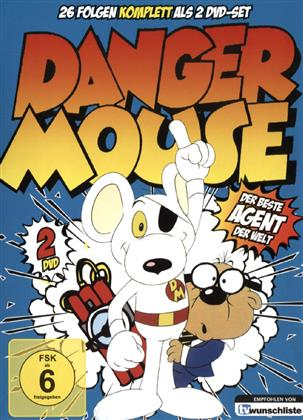 Danger Mouse (Coffret, Édition Collector, 2 DVD)