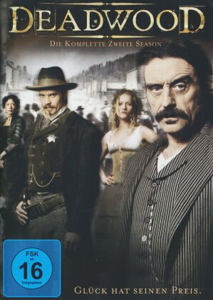 Deadwood - Staffel 2 (4 DVDs)