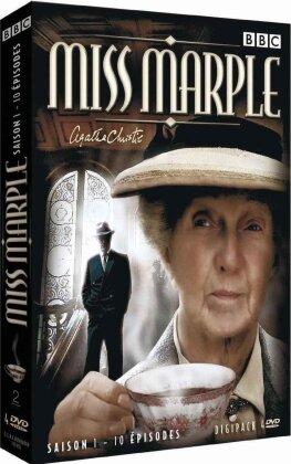 Miss Marple - Saison 1 (BBC, 4 DVDs)