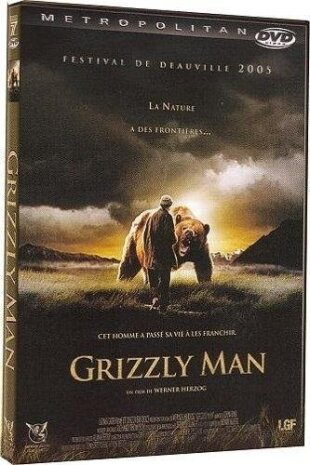 Grizzly Man (2005) (Édition Prestige)