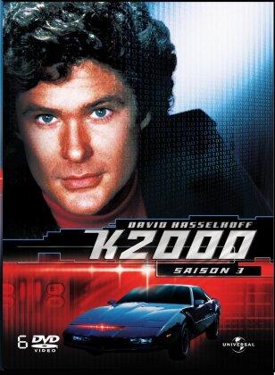 K2000 - Saison 3 (6 DVDs)