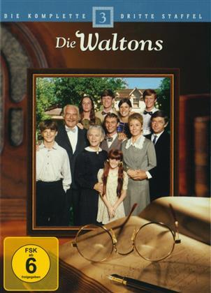 Die Waltons - Staffel 3 (7 DVDs)