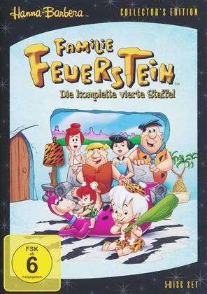 Familie Feuerstein - Staffel 4 (Collector's Edition, 4 DVDs)