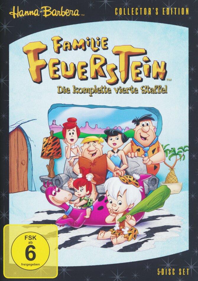 Familie Feuerstein - Staffel 4 (Collector's Edition, 4 DVDs)