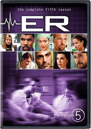 ER - Emergency Room - Season 5 (6 DVDs)