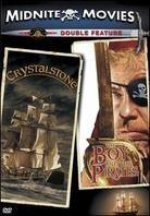 Crystalstone / The boy and the pirates (2 DVDs)
