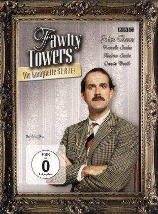 Fawlty Towers 1 & 2 - Die komplette Serie (2 DVDs)