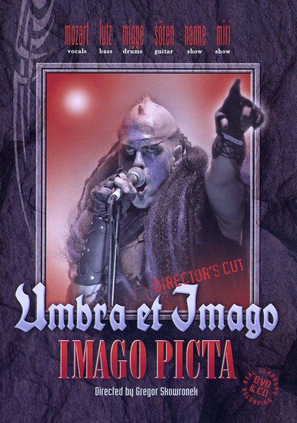 Umbra Et Imago - Imago Picta (Director's Cut, DVD + CD)