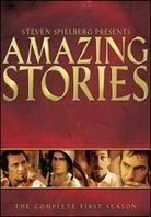 Amazing stories - Season 1 (4 DVDs)