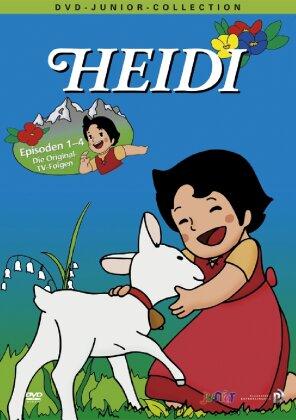 Heidi 1 - Folge 1-4