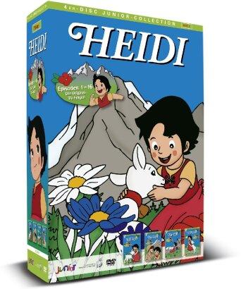 Heidi 1 - (Junior-Collection 4 DVDs)