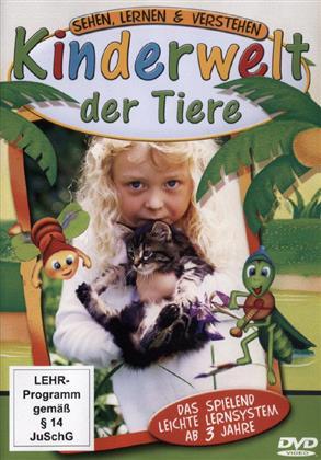 Kinderwelt der Tiere - Sehen, lernen und verstehen