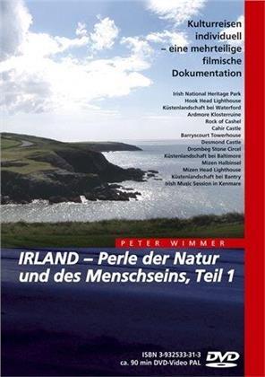 Irland - Perle der Natur und des Menschseins - Teil 1
