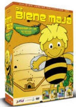 Die Biene Maja 2 - (Junior-Collection 4 DVDs)