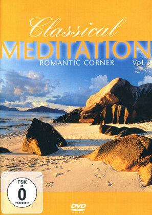 Classical Meditation - Vol. 3 - Romantic corner