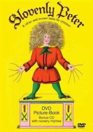 Slovenly Peter - (DVD-Picture-book + CD)