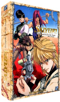 Saiyuki - La Légende du Rois des Singes (Collector's Edition, 8 DVDs)