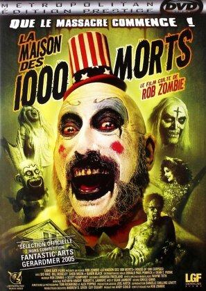 La maison des 1000 morts (2003) (Deluxe Edition)