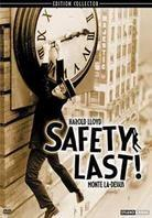 Safety last (1923) (Collector's Edition, 2 DVDs)