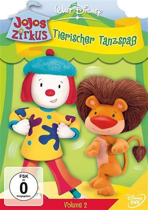 Jojo's Zirkus - Tierischer Tanzspass