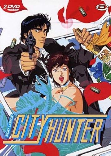 City Hunter - Les films (Digipack, 2 DVDs)