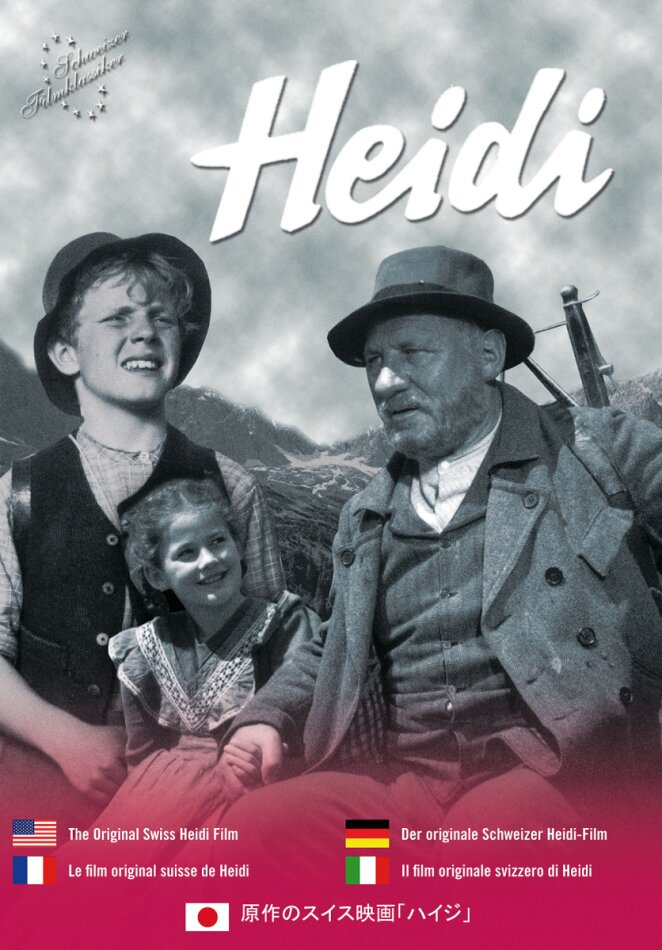 Heidi - Das Original (1952)