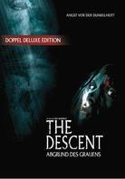 The Descent (2005) (Deluxe Edition, 2 DVDs)