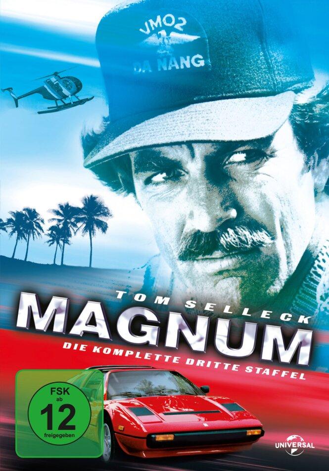 Magnum - Staffel 3 (6 DVDs)